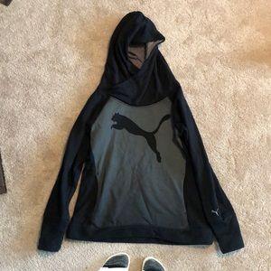 🔥Puma 🐱 Warm cell sweatshirt NWOT